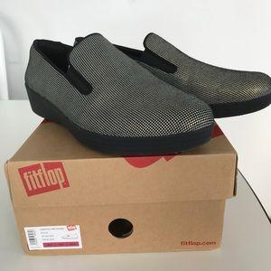 e6514fa5a9353 Fitflop Shoes - Ladies Fit Flop Super Skate Shoe Size 9
